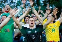 EURO2020 atranka: Lietuva 0 – 0 Serbija (1 kėlinys, GYVAI)
