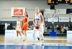 J.Jocytė sužaidė geriausias karjeros rungtynes Europos klubiniuose turnyruose
