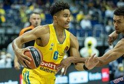 ALBA krepšininkai išsivežė užtikrintą pergalę iš Belgrado
