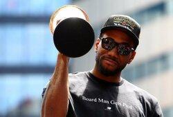 K.Leonardas sudarė neįprastą situaciją NBA laisvųjų agentų turguje