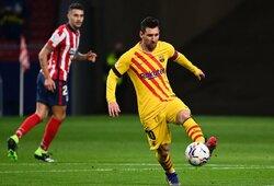 """Durys užsitrenkė: """"Man City"""" nebandys įsigyti L.Messi – įvardintos priežastys"""