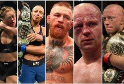 Top 20: didžiausios sensacijos MMA istorijoje