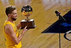 D.Sabonis tapo NBA įgūdžių konkurso nugalėtoju