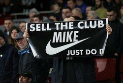 """Milijardierius atleido beveik visus """"Newcastle United"""" klubo darbuotojus"""
