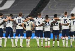 """""""Carabao"""" taurė: """"Tottenham"""" po baudinių serijos iš tolimesnių kovų eliminavo """"Chelsea"""""""