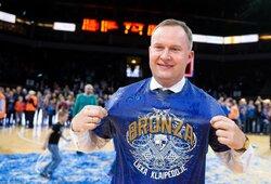 """K.Maksvytis sulaukė pasiūlymo iš """"Timberwolves"""" komandos"""
