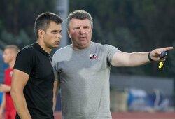 """V.Čeburinas nenuvertina varžovų iš San Marino: """"Tai, kad komanda yra iš mažos šalies, nereiškia, kad ji nežais"""""""