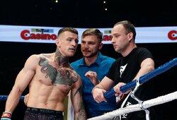 """Apie milijonus, """"lambus"""" ir UFC svajojantis A.Misiūnas: """"Kas iš to, jei ringe daužysiu maišus?"""""""