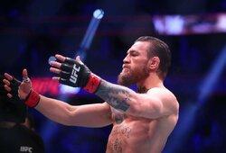 Oficialu: C.McGregoras pasirašė kitos kovos kontraktą