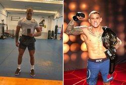 UFC palieka už borto: C.McGregoras pasiūlė labdaringą kovą Dubline, D.Poirier pateikė atsakymą
