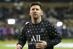 Atskleistos L.Messi pasirašyto kontrakto su PSG klubu detalės
