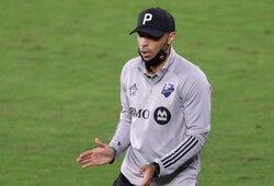 """T.Henry dėl asmeninių priežasčių pasitraukė iš """"Montreal"""" vyriausiojo trenerio pareigų"""