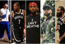 10 daugiausiai uždirbančių NBA krepšininkų: L.Jamesas įstos į išskirtinį milijardierių klubą