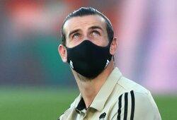 """Trūko """"Real"""" kantrybė: G.Bale'o dienos Madride suskaičiuotos?"""