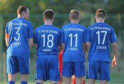 """Hegelmann Lituaen"" apsigalvojo – klubas A lygai pasiruošęs"