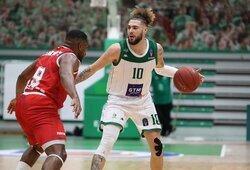 """""""Žalgiris"""" domisi Europos taurėje žibančiu krepšininku"""