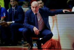 """""""Valencia"""" treneris kalbėjo apie B.Motumo situaciją ir """"Žalgirio"""" silpnybes"""