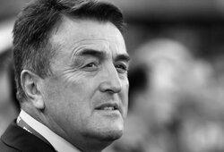 Netektys sporto pasaulyje: mirė visus stipriausius Ispanijos klubus treniravęs serbas, NFL rekordininkas ir MLB legenda