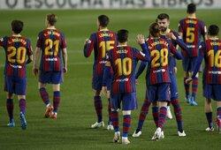 """""""Superlygos"""" idėją toliau palaikantys klubai gali sulaukti dvejų metų diskvalifikacijos"""
