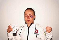"""""""UFC 251"""" algos: R.Namajunas uždarbis buvo gana kuklus, J.Aldo gavo beveik dvigubai daugiau nei P.Janas"""
