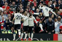 "5 įvarčius ""Old Trafford"" stadione pelnęs ""Liverpool"" pažemino ""Man Utd"" futbolininkus"