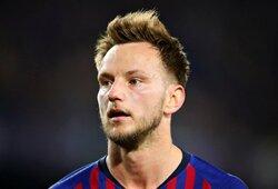 """""""Marca"""": I.Rakitičiaus karjera gali pakrypti iš Barselonos į Madridą?"""