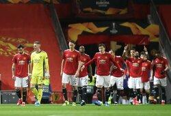 """Europos lygos šešioliktfinalis: """"Man Utd"""" ir """"AC Milan"""" žengė į kitą etapą"""