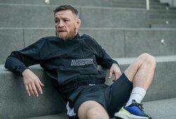 C.McGregoro paslaptinga žinutė: sugrįžimas numatomas Dubline?