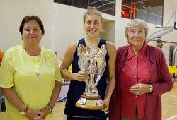 Moterų krepšinio turnyre Drukininkuose – keturių šalių komandos
