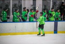 """Lietuvos čempionato starto belaukiant: ambicijų išlaikyti pirmą vietą nestokojantys """"Kaunas Hockey"""""""