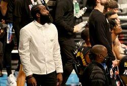 NBA atkrintamosiose - rekordiškai daug traumuotų žvaigždžių