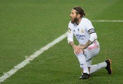 Drama tęsiasi: aiškėja, ar S.Ramosas persikels į Paryžių