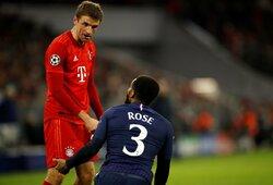 """Čempionų lyga: """"Tottenham"""" dar kartą pralaimėjo prieš """"Bayern"""""""