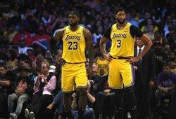 """Trys dalykai, kuriuos po pirmųjų rungtynių galime pasakyti apie """"Lakers"""""""