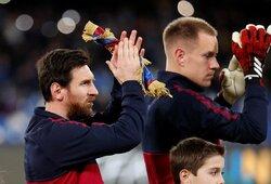 """Išpardavimas: """"Barcelona"""" nori išparduoti savo žaidėjus, neliečiamieji tik du"""