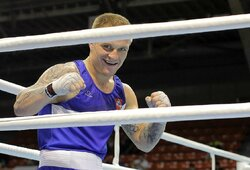 """E.Petrauskas rengiasi sugrįžimui į ringą: """"Padarysiu tai su trenksmu"""""""