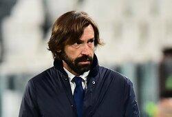 """A.Pirlo: """"Rungtynės su """"Barcelona"""" padės mums augti"""""""