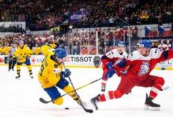 Premjerė ir D.Zubrus su IIHF vadovu aptarė galimybes dalį ledo ritulio čempionato rengti Lietuvoje (atnaujinta)