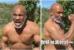 """Naujus judesius parodęs M.Tysonas sulaukė A.Arlovskio iššūkio: """"Vienas raundas bokse, kitas – MMA"""""""
