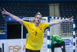Skeptikai užtildyti: islandus patiesę lietuviai gerokai priartėjo prie Europos čempionato, A.Malašinskas tapo visų laikų rekordininku