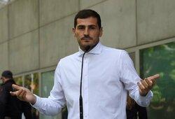 I.Casillaso ateitį futbole nuspręs tyrimai gruodžio mėnesį