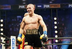 Bomba: E.Stanionis pakilo į pirmą WBA reitingo vietą