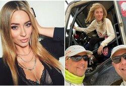"""Dakaro ralio alternatyvoje – kalašnikovais ginkluotų fronto narių grasinimai ir """"Mis Lenkijos"""" finišas"""