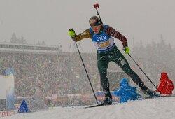 Europos biatlono čempionate – ratu aplenkti lietuviai ir vos medalių neiškovoję latviai