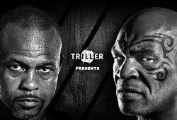 """Po perkeltos kovos prabilęs M.Tysonas įspėjo R.Jonesą: """"Geriau tegu jis būna pasiruošęs, aš ateisiu su pilna jėga"""""""