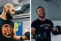Ch.Čimajevo ir J.Gaethje vadybininkas: pasakė, kodėl C.McGregoras niekada nekovos prieš J.Gaethje bei kodėl UFC nori čempiono, nepralaimėjusio Ch.Nurmagomedovui