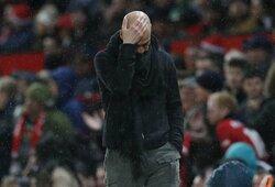 """Neįprasta situacija: UEFA nubaudė """"Manchester City"""""""