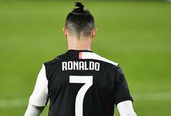 C.Ronaldo ieško paskutinės karjeros stotelės: aiškėja, kur, už kiek, kada, su kuo ir kodėl?