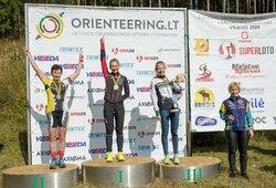 Lietuvos OSKD čempionate triumfavo pasaulio čempionato prizinininkė