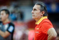 """S.Scariolo: """"Lietuva, Graikija ir Serbija – stipriausios jau eliminuotos komandos"""""""